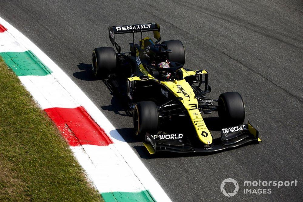"""Ricciardo: """"Daha fazlasını bekliyorduk"""""""