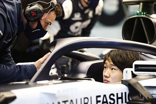 Tsunoda secures Formula 1 graduation with AlphaTauri