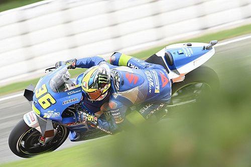 MotoGP Avrupa ısınma turları: Mir en hızlısı oldu