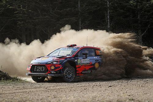 Fotogallery WRC: il secondo giorno del Rally Italia Sardegna 2019