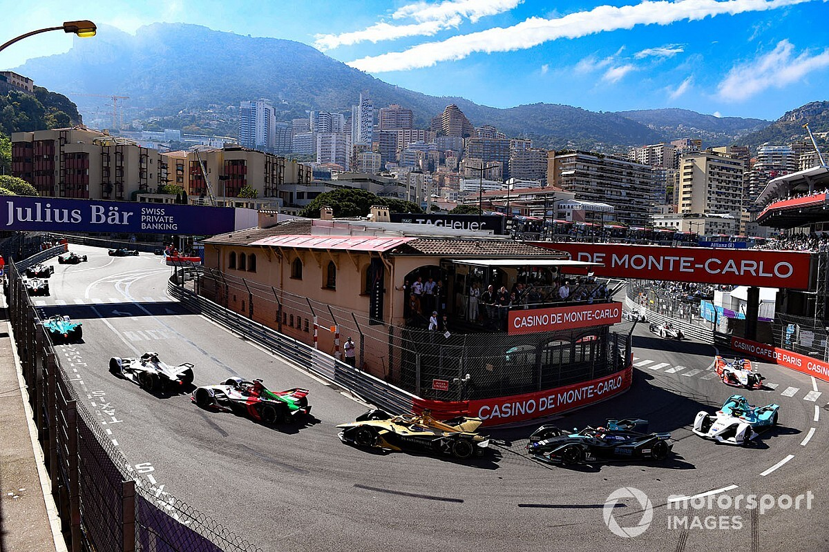 Na początek Monako