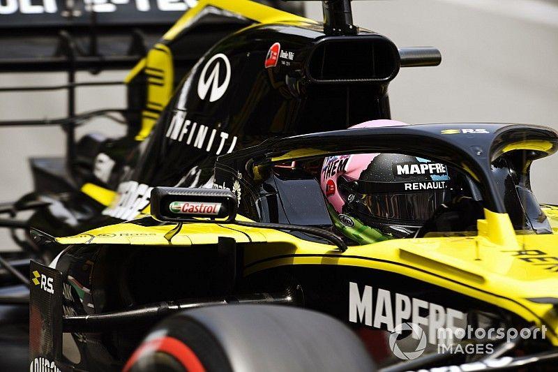 Renault con agresiva selección de neumáticos en Silverstone
