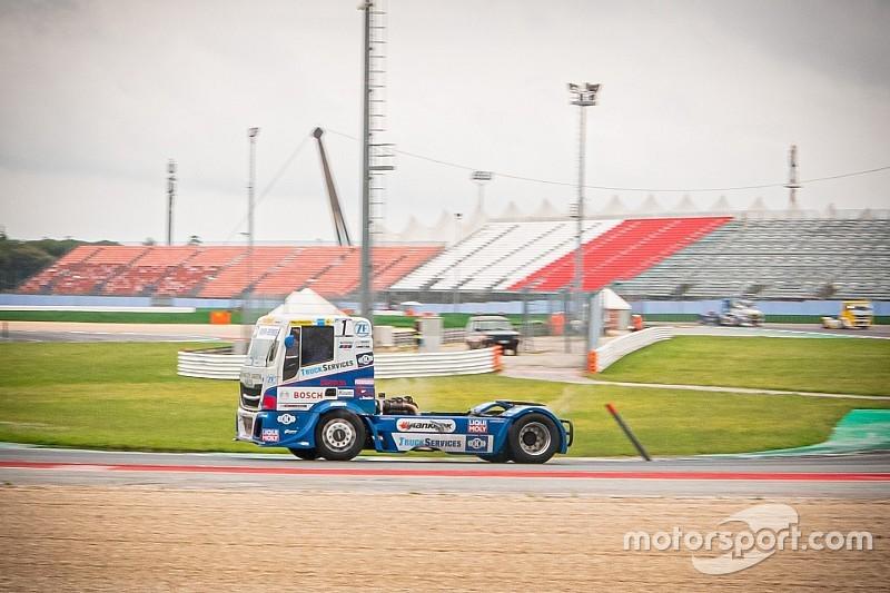 ETRC 2019, Hahn extraterrestre: è il suo camion a vincere Gara 4