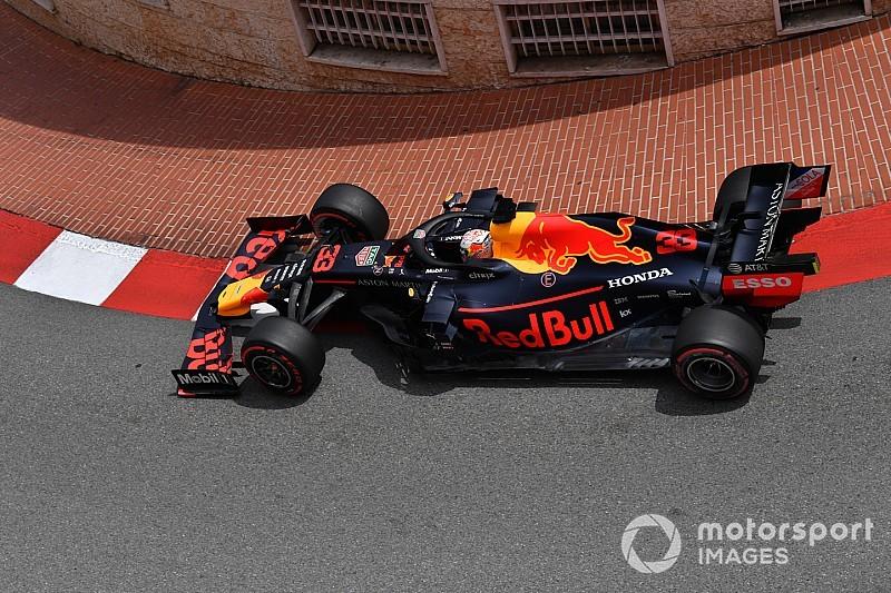 Monaco'da günün pilotu Verstappen oldu!