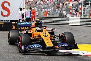 A McLaren folytatja az aerodinamikai fejlesztéseket
