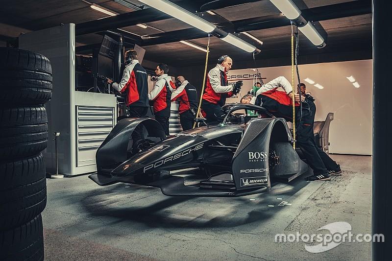 A Porsche örül az iránynak, amerre a Formula E tart