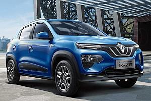 Renault City K-ZE, voiture électrique à la portée de toutes les bourses