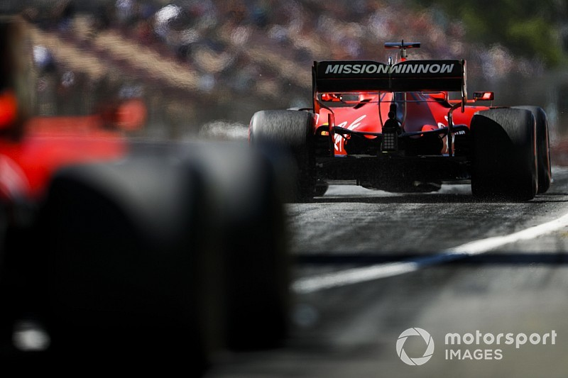 Fotogallery F1: i primi due turni di prove libere del GP di Spagna