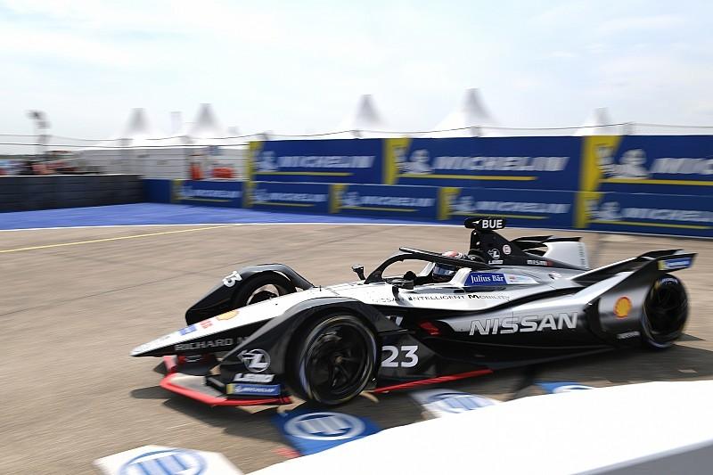 Berlijn ePrix: Buemi klopt Vandoorne voor pole