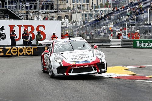 Porsche Supercup Monaco: Ammermüller kazandı, Ayhancan 5. oldu