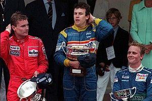 Az F1-es futam, amikor a legkevesebben értek célba: 1996 Monaco