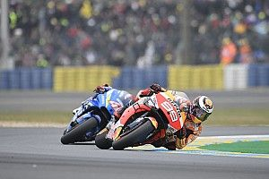 """Lorenzo: """"Lo único negativo del fin de semana es mi posición en carrera"""""""