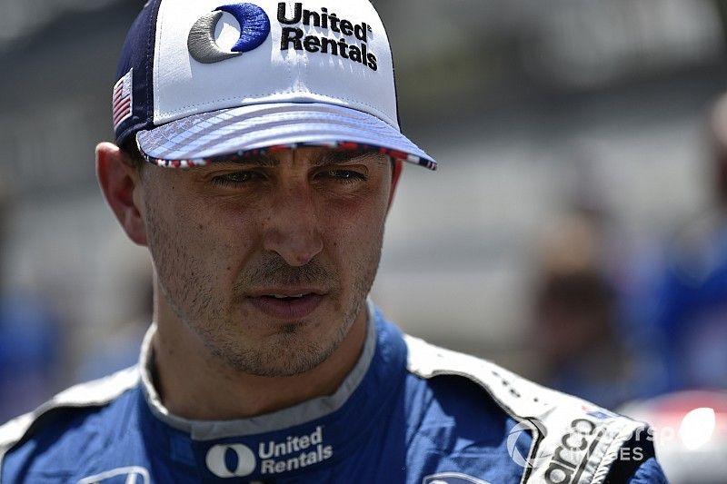 """Rahal detona Bourdais após batida na Indy 500: """"Ele não liga e não entende"""""""