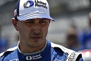 """Rahal slams Bourdais for Indy shunt: """"He obviously doesn't get it"""""""