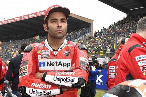 """Petrucci : """"C'est vrai, Ducati aurait préféré qu'on fasse 1er et 2e"""""""