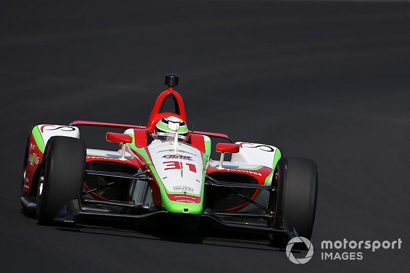 VIDEO: O'Ward ileso tras fuerte accidente en prácticas de Indy 500
