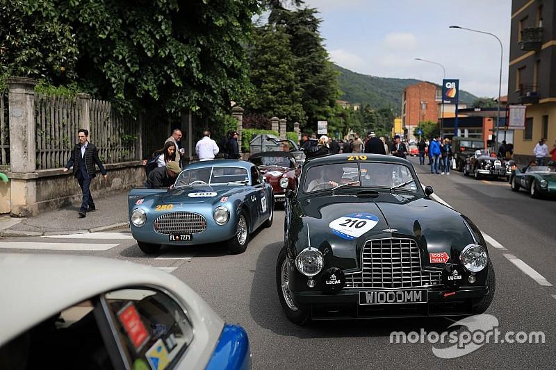 Mille Miglia: 430 klasyków na trasie