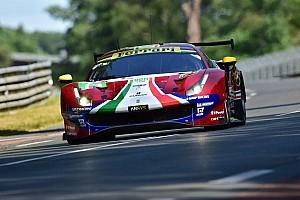 Ferrari svela gli equipaggi GTE-Pro: Molina al posto di Bird