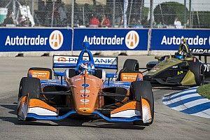 IndyCar Detroit 2: Dixon schlägt zurück, Ericsson sensationell