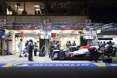 Toyota verandert chassis na crash van Conway