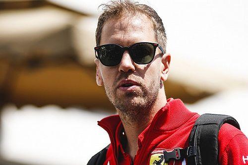 «Надеюсь, мы близко к Mercedes». Феттель не поверил в преимущество Ferrari в Баку