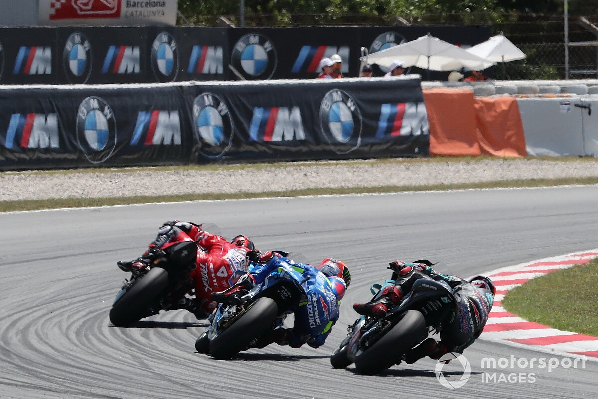 Motogp On Tv Today How Can I Watch Qualifying For The Catalan Gp