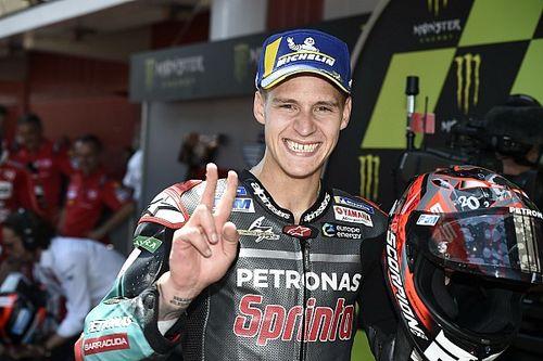 Les débuts MotoGP de Quartararo en 10 moments marquants