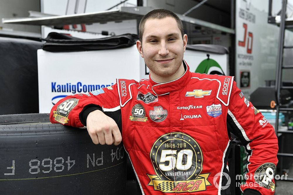 Kaz Grala to run several Cup races in 2021 with Kaulig Racing