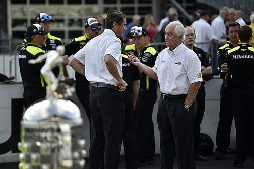 """Cindric: """"Unbelievable"""" how Penske has already improved Indy"""