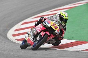 FP3 Moto3 Belanda: Arbolino memimpin, pembalap Jepang dominan