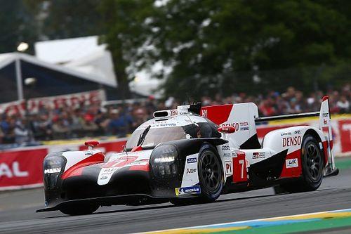 24 uur Le Mans: Toyota op weg naar 1-2, Bleekemolen ruikt zege