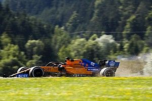 """La sanción de Sainz da """"más rabia"""" por el ritmo de McLaren en Austria"""