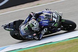 FP2 MotoGP Belanda: Vinales kuasai sesi, Lorenzo absen