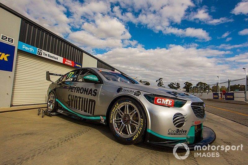 Blanchard to make Super2 return in Townsville
