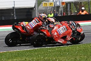 Dovizioso nem számít cserére a Ducatinál