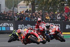 GALERI: Aksi terbaik MotoGP Prancis