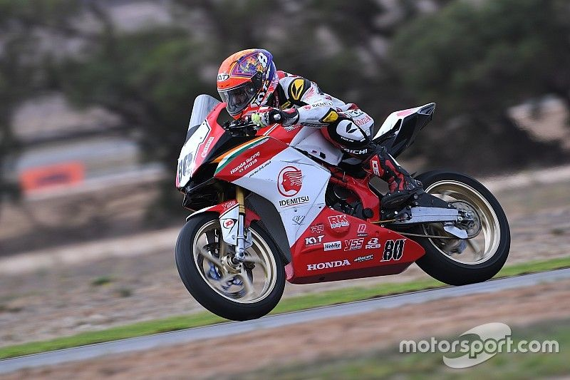Australia ARRC: Sethu, Honda India score more points