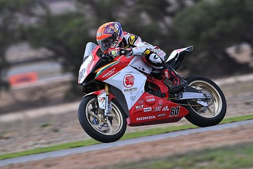 Australia ARRC: Sethu, Honda India score more points