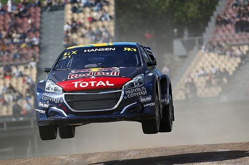 Barcelona World RX: Hansen pulls off dominant win
