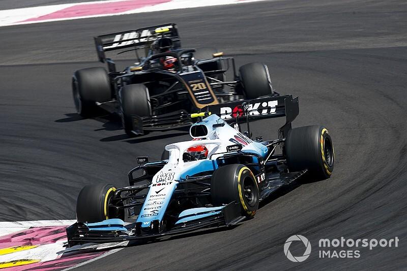 Haas-coureurs willen niet wijken voor eventuele komst Kubica