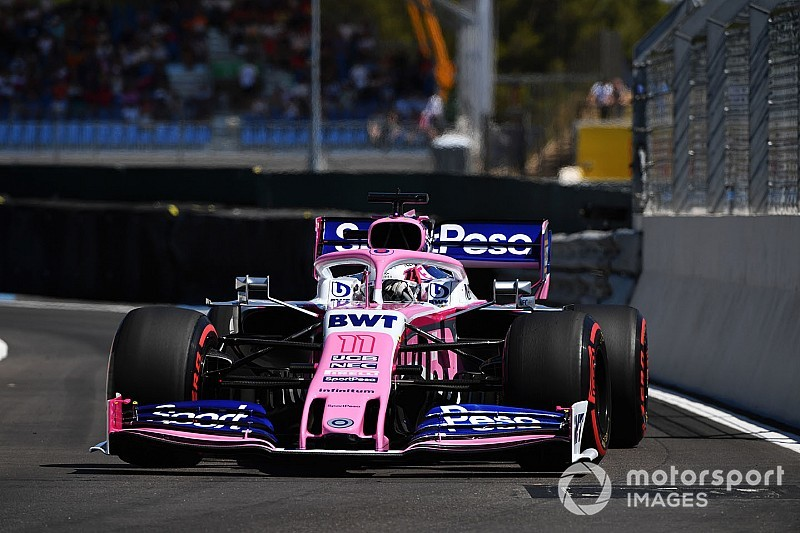 F1 race director Masi explains why Perez was penalised