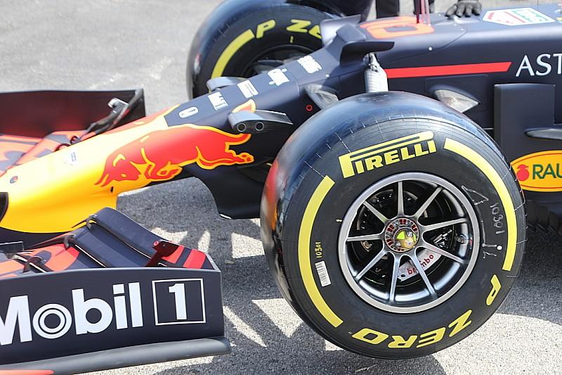 GALERÍA TÉCNICA: Actualizaciones de los F1, desde pitlane