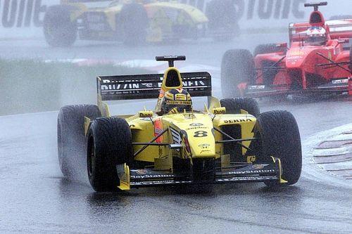 F1 Stories: quando Frentzen vinse con una gamba rotta