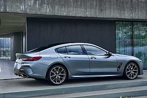 Látványos formaterv és dinamizmus jellemzi az új BMW 8-as Gran Coupét