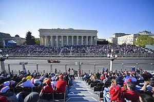 F1 GP Azerbaijan 2021 Dipastikan Berlangsung Tanpa Penonton
