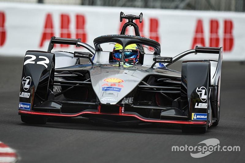 Rowland najszybszy, Vergne na pole position