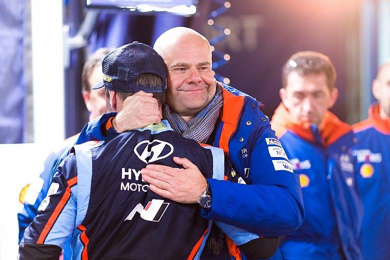 Hyundai se disculpa con Loeb por lo sucedido en Portugal