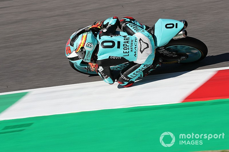 Barcelona Moto3: Ramirez wins wild, crash-filled race