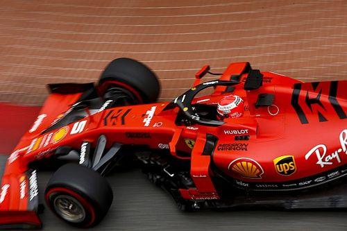 Феттель назвал шины причиной своей «почти аварии» в Монако