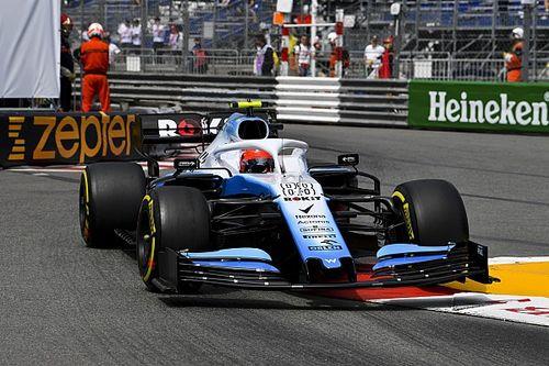 Kubica: Mônaco evidencia problemas da Williams ainda mais